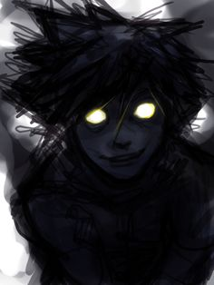 Heartless Sora by ~cheeseboy18193 on deviantART