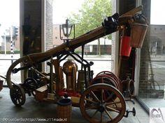 Brandweer museum Eindhoven, Edenstraat