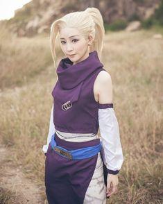 . Anime : Naruto Character : Ino Yamanaka Coser : Monzi (Hong Kong) . { #anime…