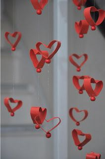 valentijnsdag slingers