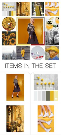 """Color of the day!"" by vassiascissors ❤ liked on Polyvore featuring art"