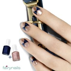 Are you in the mood for bows? Fairynails