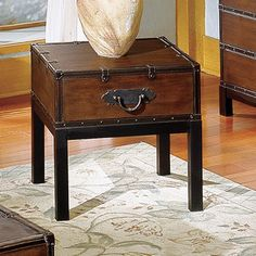 Voyage End Table