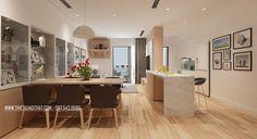 Khi được sống trong một ngôi nhà điều quan trọng là bạn có đủ tài chính để đầu tư về diện tích và đồ nội thất. Có như thế thì không gian nhà bạn mới xứng đáng là một thiết kế căn hộ có giá trị. Mời các bạn cùng tham khảo qua hình ảnh căn hộ nhỏ này phù hợp với cặp đôi sắp xây dựng tổ ấm gia đình.
