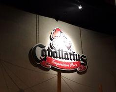 Novo bar de Ribeirão Preto: o Caballarius Emporium Beer, um bar medieval com mais de 250 rótulos de #cervejas nacionais e internacionais.