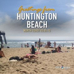 """Huntington Beach, California:  Lucy grew up in Huntington Beach, CA, also known as """"Surf City.""""  She loved being able to ride her bike to the beach and hang out with her friends. She is happy that she still calls Orange County her home."""