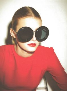 Sigrid Agren by Ezra Petronio for Self Service #37