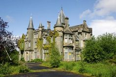 Vacant Mansions for Sale | AbandonedMansions10 Top 20 Amazing Abandoned Mansions of the World