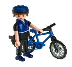 $12.99 Playmobil Police Bike Patrol  From PLAYMOBIL®   Get it here: http://astore.amazon.com/toys4kids09-20/detail/B0002YM15Q/184-8190908-0067731