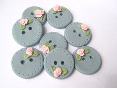 images about Fimo Buttons Handmade polymer