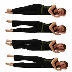 Pilates Hot Potatoes Exercise: Tapping Your Feet To Work Your Core - PopWorkouts