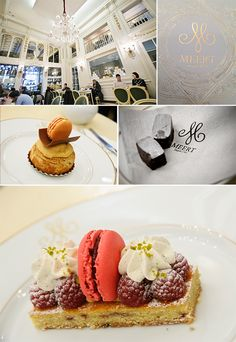 The Meert tearoom and its tasty treats, in Lille, Nord-Pas-de-Calais, France