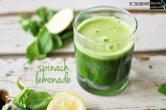 Spinach Lemonade