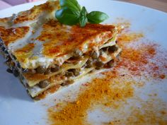 Kari lasagne