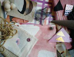 kelly wearstler vibe, err, inspiration tray