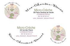 Micro crèche:    Une Chanson Douce & Deux Chansons Douces
