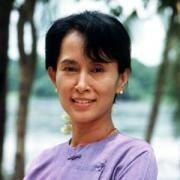 Aung San Suu Kyi    www.tingout.com