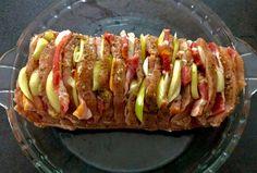 Schab faszerowany pieczony z kapustą i ziemniaczkami - Blog z apetytem Baked Potato, Pork, Food And Drink, Potatoes, Cooking Recipes, Baking, Ethnic Recipes, Blog, Appetizers