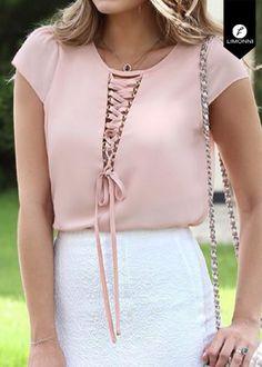 T Shirt Sewing Pattern, Sewing Patterns, Need Supply, Work Uniforms, Blouses For Women, Fancy, Elegant, Shirts, Fashion