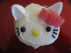 Hello Kitty Cupcake | Flickr - Photo Sharing!