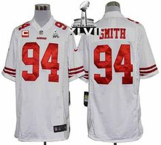 5172ad7ea Broncos Chris Harris Jr 25 jersey Nike Justin Smith White With C Patch  Men s Stitched NFL Game Jersey