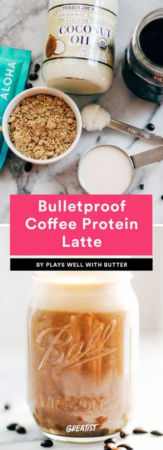 Coffee Protein Shake: 7 Smoothies to Give You a High-Protein Caffeine Fix Protein Shakes, Protein Shake Recipes, Smoothie Recipes, High Protein, Protein Shake At Home, Nutribullet Recipes, Vitamix Recipes, Smoothie Drinks, Detox Recipes