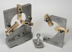 Fixed and Traveling Steady Rests for Myford Series Seven metal lathe