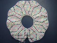 Agulhas Coloridas Croche e Trico: PAP do Casaquinho de bebe croche