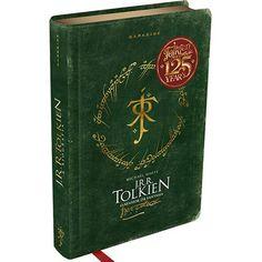 Foto 1 - Livro - J.R.R. Tolkien: O Senhor da Fantasia (Limited Edition - 125 Anos)