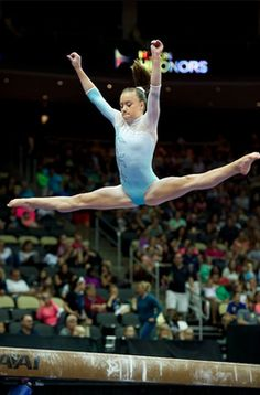 The Gymnastics Nerd Gymnastics Facts, Gymnastics Images, Gymnastics Posters, Artistic Gymnastics, Olympic Gymnastics, Olympic Sports, Gymnastics Girls, Amazing Gymnastics, Gymnastics Photography