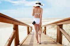 美しい女性画像 セクシー に対する画像結果 Panama Hat, Free Images, Bikinis, Swimwear, Jumpsuit, One Piece, Street Style, London, Running
