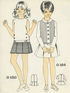 Dot Pattern System Deluxe: Girls' Dresses Learn To Sew, Clothing Ideas, Hand Stitching, Her Hair, Girls Dresses, Dots, Textiles, Inspired, My Favorite Things