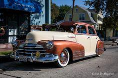Whittier Village Cinema Cars - Pueblo car show