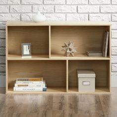 Small bookcase.