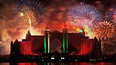 【ドバイ】ギネス登録世界最大の花火と世界一のタワーを見上げて年越しカウントダウン! - トリッピース