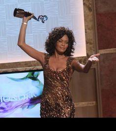 Whitney Houston Bet Honors Gift - image 4