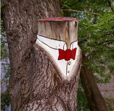 Tree Cardigan