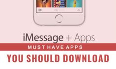 Top 10 Best iMessage Apps you should Download Now