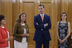 Los Reyes, con acreditados como Centro de Excelencia Ochoa o Unidad de Excelencia Maeztu 06-06-2016
