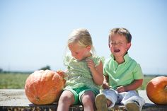 Pumpkins scare me too...