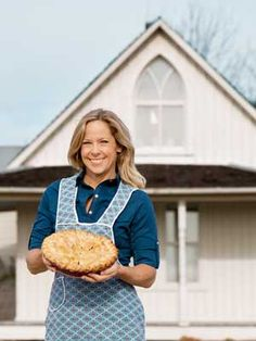 Making Piece: A Memoir of Love, Loss, and Pie. Also check out her blog: The World Needs More Pie