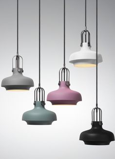 &tradition Copenhagen Pendant by Space Copenhagen