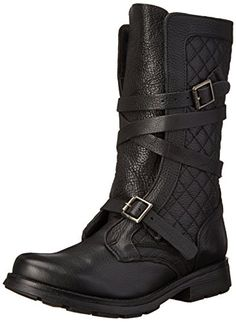 Steve Madden Women's Bounti Combat Boot, Black Leather, 9 M US Steve Madden http://www.amazon.com/dp/B00N11YD08/ref=cm_sw_r_pi_dp_1WUOub1C8K281