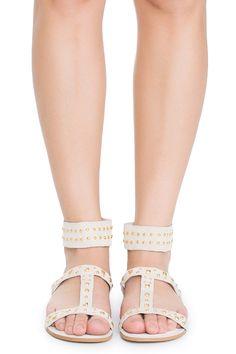 sandália tachinhas variadas - Calçados | Dress to