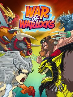 Welcome to War of Warlocks, the amazing adventure with countless battles, deadly spells and more wizardry than you ever expected in a game. It is free to play, it is one of these reasons why you want to get your friends involved to show the world who the real boss is. Download it now and join a guild or set a new one. iOS: https://itunes.apple.com/app/war-of-warlocks/id799551713?mt=8 Android: https://play.google.com/store/apps/details?id=air.com.greengeniegames.warlocks