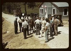 Rare Color Photos From The Great Depression (PHOTOS)