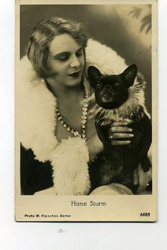 Mistress Overdone (Hansi Sturm, pre-WW2, german, drag queen, Berlin)