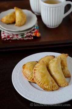 Banana Empanadas by kitchenconfidante #Banana_Empanada #kitchenconfidante