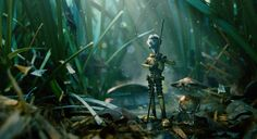 Digital Art Series: In Search of Humans - Concept art, Fantasy, Movies, Sci-fi, Space, Video, wallpaperCoolvibe – Digital Art