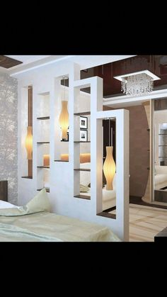 Affordable Glass Partition Living Room Design Ideas To Try . - Affordable Glass Partition Living Room Design Ideas To Try Glass partitions ar - Room Partition Wall, Living Room Partition Design, Room Partition Designs, Living Room Divider, Living Room Decor, Bedroom Decor, Glass Partition, Room Partitions, Partition Ideas